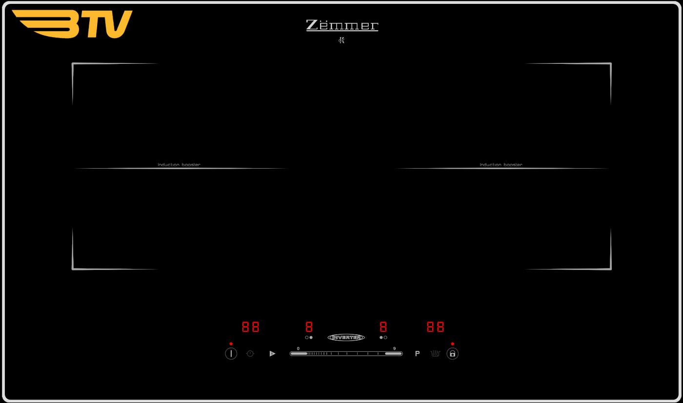 Bếp từ Zemmer IZM 202 New Design