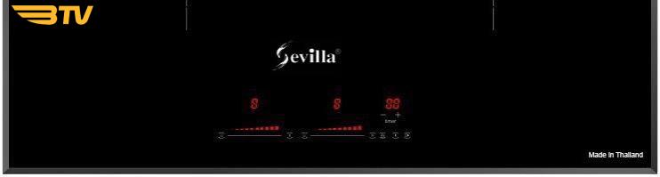 bảng điều khiển Bếp Từ Sevilla SV-T55