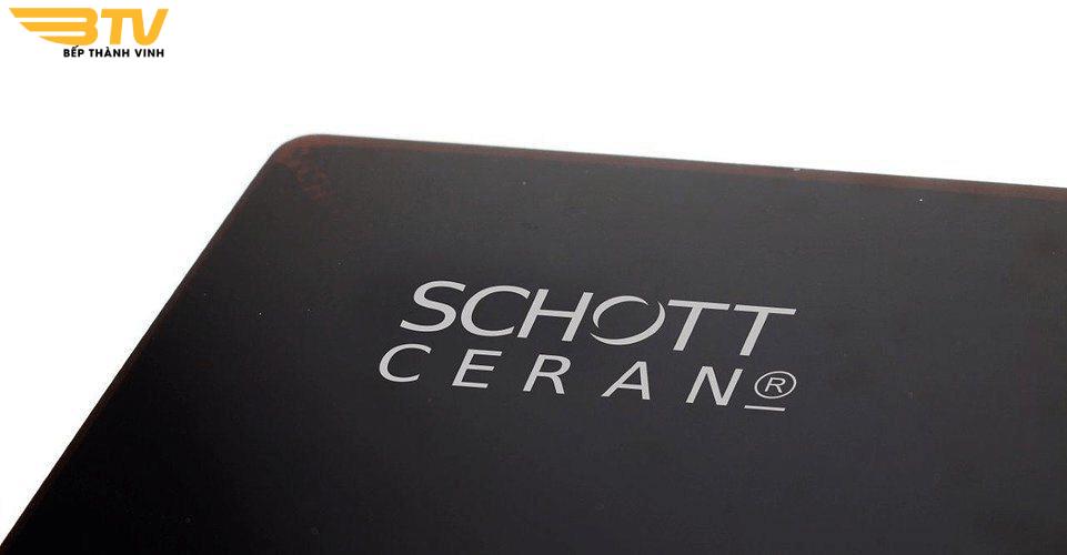 kính Schott Ceran bếp điện Sevilla