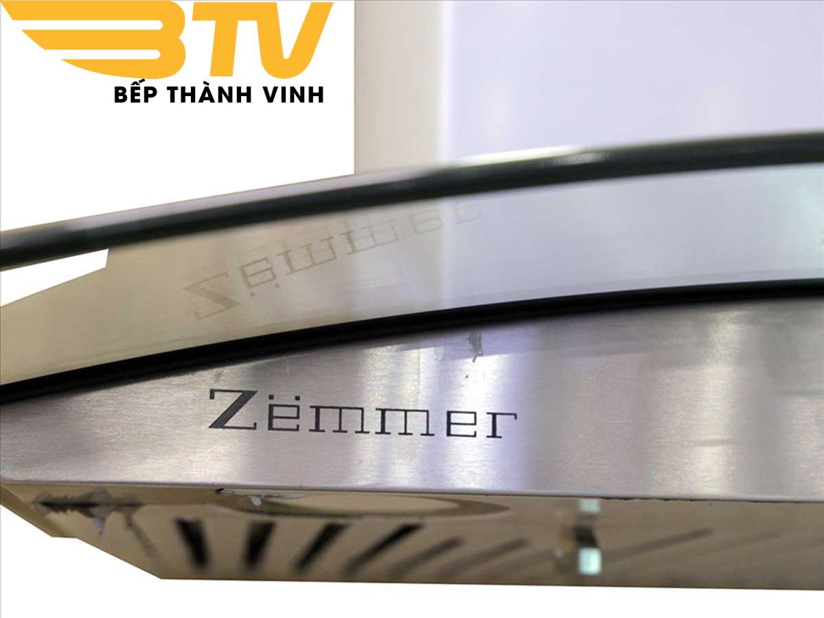 chất liệu máy hút mùi Zemmer HZM 700 inox
