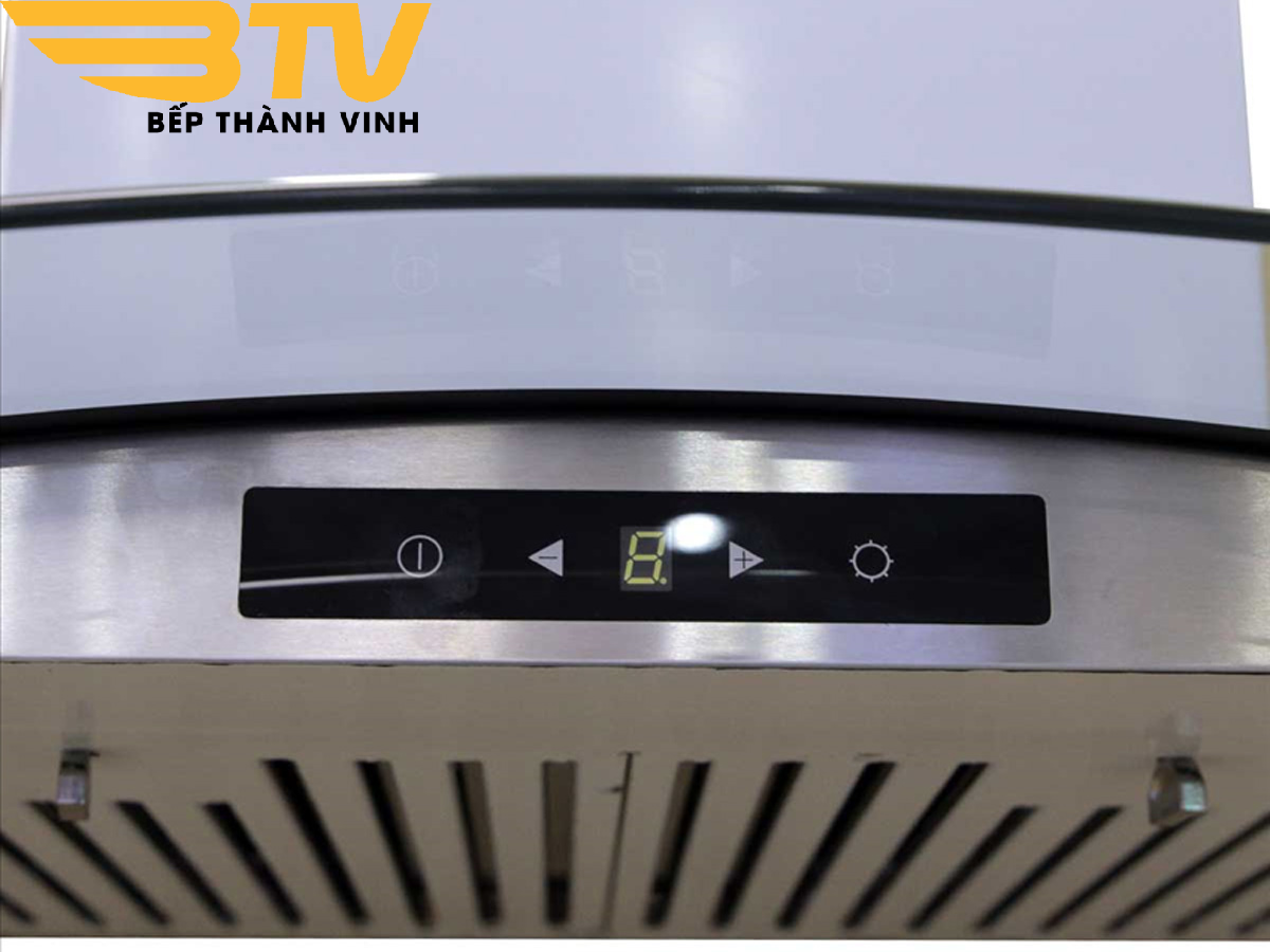 bảng điêu khiển máy hút mùi Zemmer HZM 700 inox