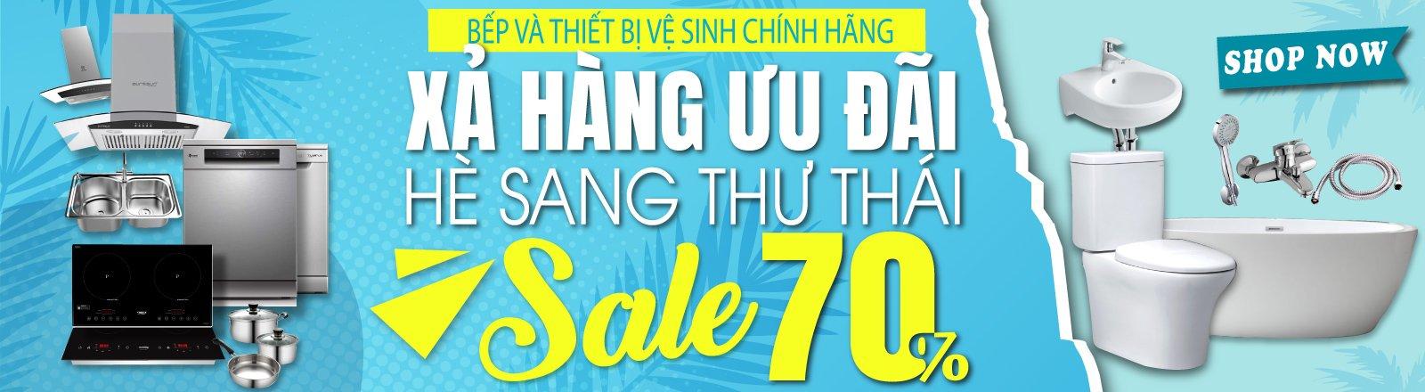 Bep Thanh Vinh Banner